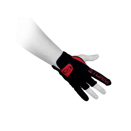 Storm STPG SR Bowling Handschuh, schwarz/rot,