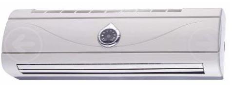 CALEFACTOR SPLIT PTC CERAMIC DISPLAY LED POTENCIA 1000W / 2000W #PTC HEATING