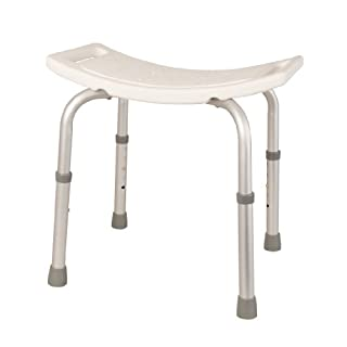 Performance Health Shower Stool - Aluminium (Eligible for VAT relief in the UK)