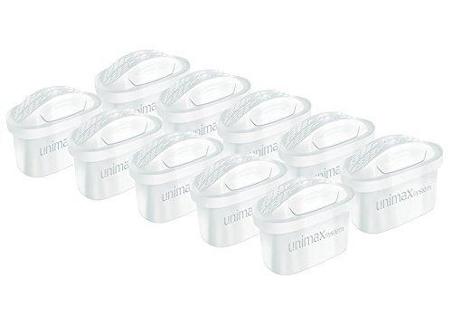 Dafi Filterkartuschen kompatibel mit Brita Maxtra®, Pack 10