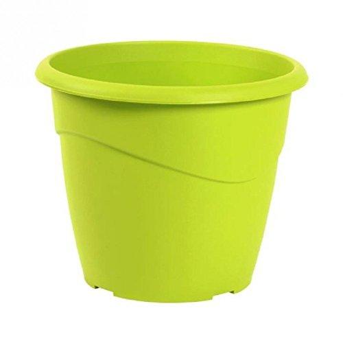 EDA Pot rond non percé Marina Ø 40cm - Contenance 23l - Vert pistache