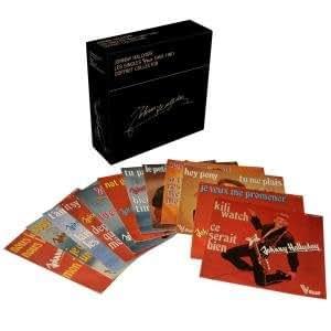 Les Singles Vogue 1960 -1961 (Coffret 12 CD Single)