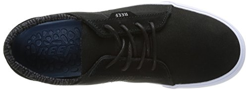 Reef Ridge, Baskets mode homme Noir (Black)