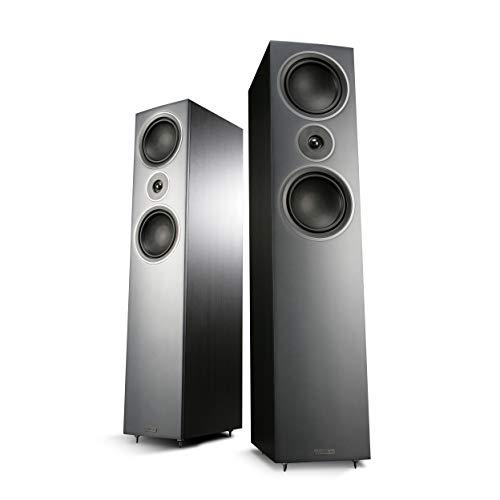 Mission LX-4 Floorstand Lautsprecher (90db) schwarz holz