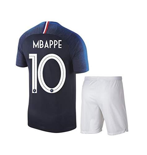 Francia Campeón Camiseta de Fútbol+Cortos