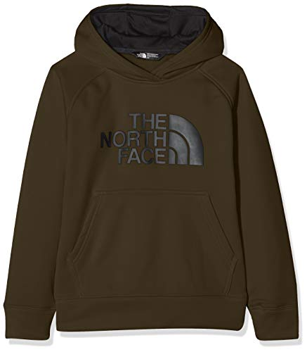 817672081ed7b4 The North Face Kids TNF Sudadera con capucha Surgent, Niños, New Taupe  Green,