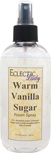 Eclectic Lady Warmer vanillezucker raumspray 4 flüssigunzen (Doppelte Stärke)