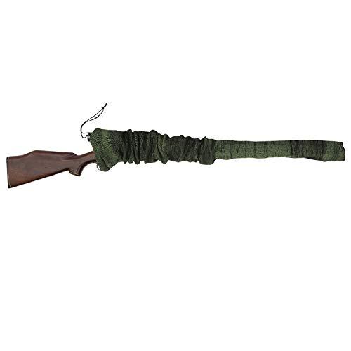 Tourbon Gewehr Sack Aufbewahrung Gun Socke Shotgun Fall Sleeve 134,6cm - grün