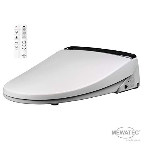 MEWATEC Marken Dusch-WC Aufsatz E800 Bidet Toilettensitz