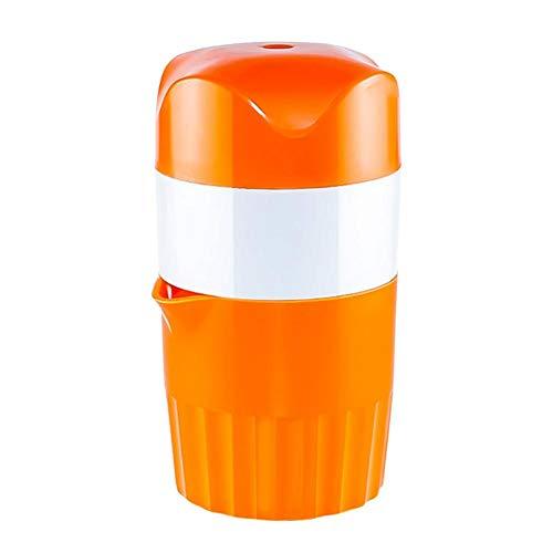 ABS, tragbar, langlebig, manuelle Zitruspresse für Orangen-Zitronenpresse