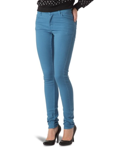 Cheap Monday - Jeans slim, donna, Blu (Water), 44/46 IT (31W/32L)