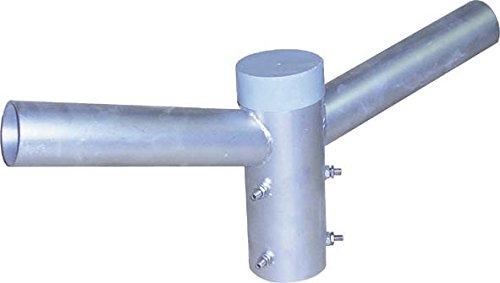 Lichtmast Licht (Schuch Licht Doppelaufsatz 600/2 2-Fach Zubehör für Lichtmast 4041254154527)