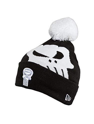 New Era Chapeau d hiver Beanie - HERO MARVEL PUNISHER 28e99d8b306