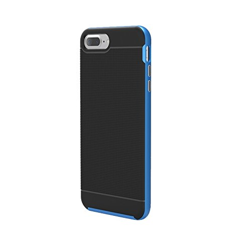 BING Für iPhone 7 Plus Trennbare Bumblebee TPU + PC Kombi-Gehäuse BING ( Color : Grey ) Blue