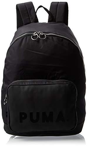 Puma originals backpack trend, zaino unisex adulto, black, osfa