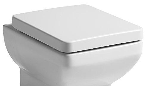 Q60 Toilettensitz, Absenkautomatik, Weiß