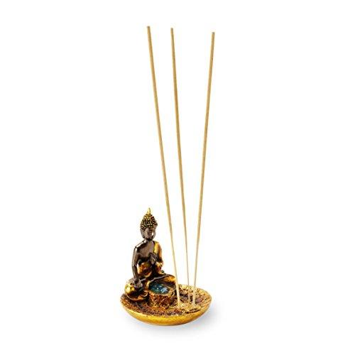 Pajoma 16921 Räucherstäbchenhalter Buddha