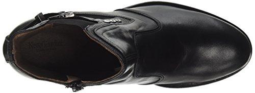 Nero Giardini A719830d, Botines Negros De Mujer (guante Negro)