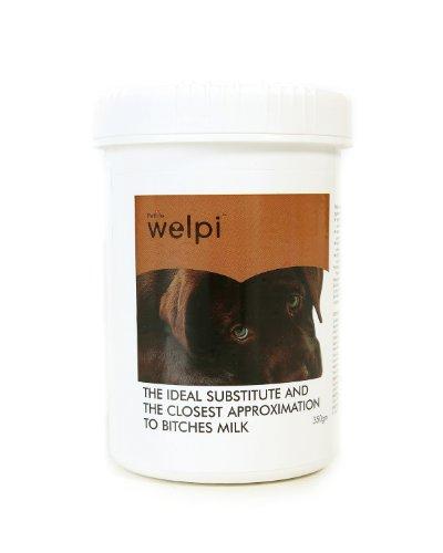 Artikelbild: Petlife Welpi Milchersatz und Nahrungsergänzungsmittel für Hunde jeden Alters, 350 g