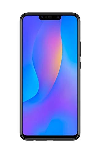 Huawei P smart+ - Pack Smartphone débloqué 4G + Écouteurs bluetooth Sport Lite AM61 offerts (Ecran : 6,3 pouces - 64 Go - Double Nano-SIM + Port MicroSD - Android) Noir [Version française]