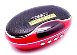 ENTER PORTABLE SPEAKERS WITH USB/MMC & FM (LED DISPLAY) EDL-03