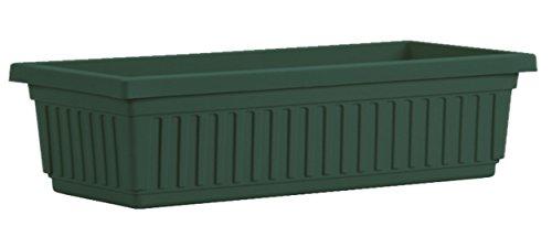 Akro-Mils vnp30000b91venezianischen Flower Box, Evergreen, 30 (30-zoll-topf)