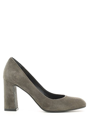 Grace shoes 200 Decollete' Donna Taupe 35