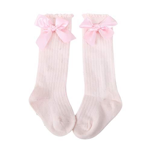 Deep lovly Kindersocken Bow Slip Socken Kindersocken Bogen süß Weich und Bequem Junge Socken Mädchen Baby Socken Freizeit Wild Socken