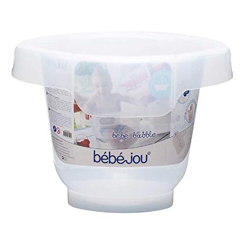 Bañera Bebe-jou Transparente Cubo