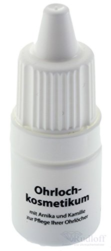 forasept ohrlochkosmetikum Easy Piercy Ohrlochkosmetikum, 125 ml