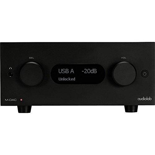 Audiolab MDAC+ Digital to Analogue Converter (Silver)
