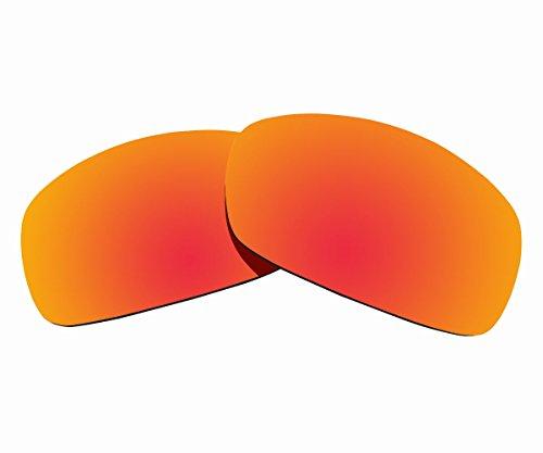 Sunnyblue2Orange Polarisierte Ersatz Gläser für Oakley Hijinx Sonnenbrille (Sonnenbrille Oakley Orange)