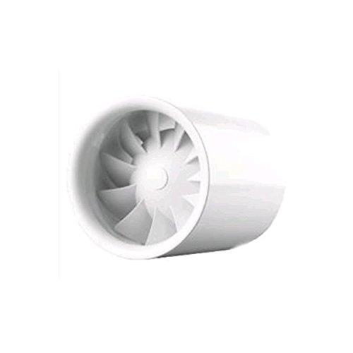 Inline Ventilator Silent Quietline 100 / 125 / 150 mm Grow Lüfter - sehr leise (150mm Durchmesser mit 335 m³/h bei 39 dBA)