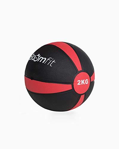 Boomfit - Balón Medicinal Medicine Ball Desde 2 hasta