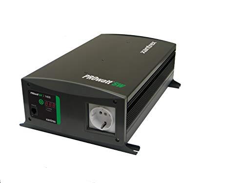 Xantrex PROwatt swi Wechselrichter Dauerleistung 1400W Spitzenleistung 2800W Schuko AC/DC Spannungswandler 230V Sinuswelle Wandler Inverter 2800w Inverter