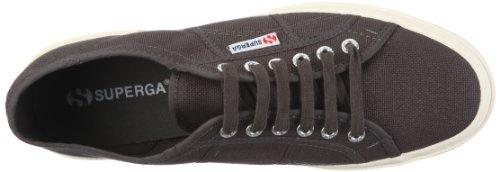 Superga 2750-Jcot Classic Scarpe da Ginnastica, Unisex Bambini Grigio (Dark Grey)