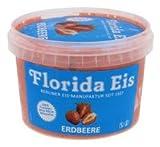 """Fruchteis """"Florida Eis"""" Erdbeer - Familienpackung - 500ml"""