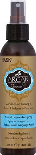 Hask Argan Oil 5 in 1 Litereave-In Spray 175 ml
