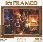 It's Framed 500 Piece Puzzle Christmas Eve by Sure-Lox