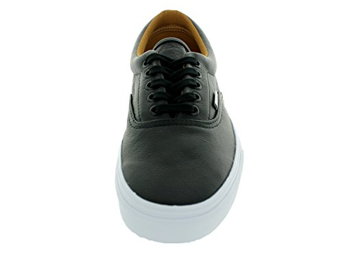Vans Era (Premium Leather) Black Noir