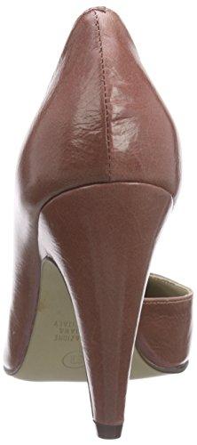Noe Antwerp Norva Pump, Chaussures à talons - Avant du pieds couvert femme Rose - Pink (CONFETTO)