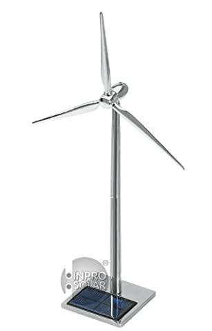 Metall Windgenerator 50cm, Bausatz - Metal Windturbine 50 cm, kit