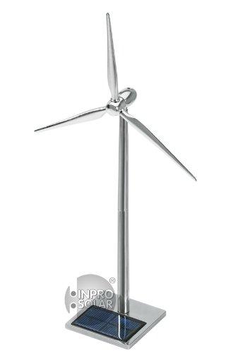 Metall Windgenerator 50cm, Bausatz - Metal Windturbine 50 cm, kit - Eolienne Solaire Metal, Moteur rond