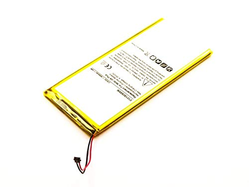 Batteria per Lenovo Moto G4 Plus, XT1642, ai polimeri di litio, 3,8 V, 3000 mAh, 11,4 Wh, built-in, senza attrezz