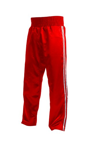 adidas Hose Kickboxen Kick Pants, Rot, 150