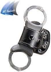 Protec Police menottes speedcuff en cuir