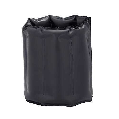 WMF Ambient Kühlmanschette, Kühlakku, für Flaschenkühler, 4 Stunden Kühlung, Klettverschluss, schwarz