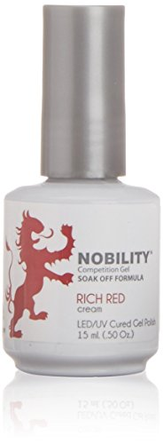 LeChat Nobility Vernis à Ongle Rich Red