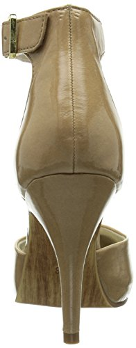Tamaris 22453, Scarpe col tacco donna Marrone (Braun (Camel Patent 987))