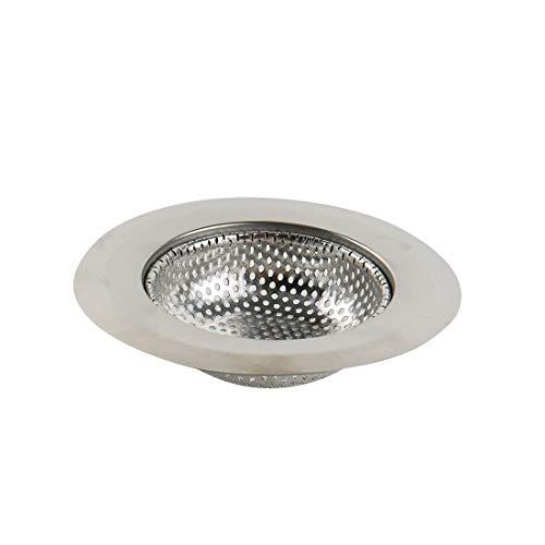 Preisvergleich Produktbild Küche Edelstahl Wannen Sieb Abfluss Waschbeckensieb Korb 11cm Durchmesser de
